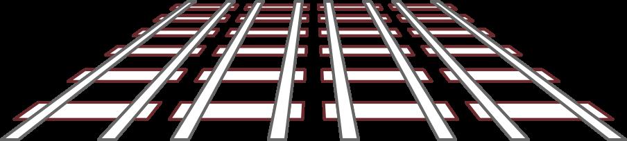 修繕する線路の長さ